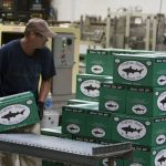 BOSTON BEER CO. acquired Dogfish Head Brewery for $300 million. / BLOOMBERG NEWS FILE PHOTO/SCOTT EELLS