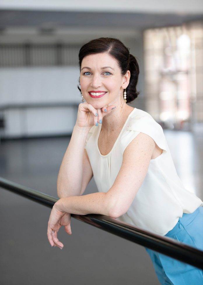 KATHLEEN BREEN COMBES has been named executive director of Festival Ballet Providence. She will begin in the role in September. / COURTESY FESTIVAL BALLET PROVIDENCE/IGOR BURLAK