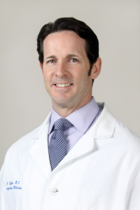 DR. BRIAN CLYNE, vice chair for education at for emergency medicine at the Warren Alpert Medical School of Brown University. / COURTESY BROWN PHYSICIANS, INC.