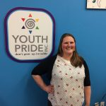 ELANA ROSENBERG is the executive director for Youth Pride Inc. / COURTESY YOUTH PRIDE INC.