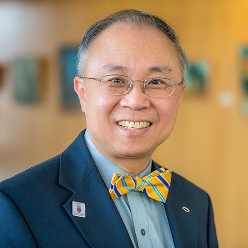 DR. C. JAMES SUNG has been appointed executive chief of pathology and laboratory medicine at Care New England. / COURTESY CARE NEW ENGLAND