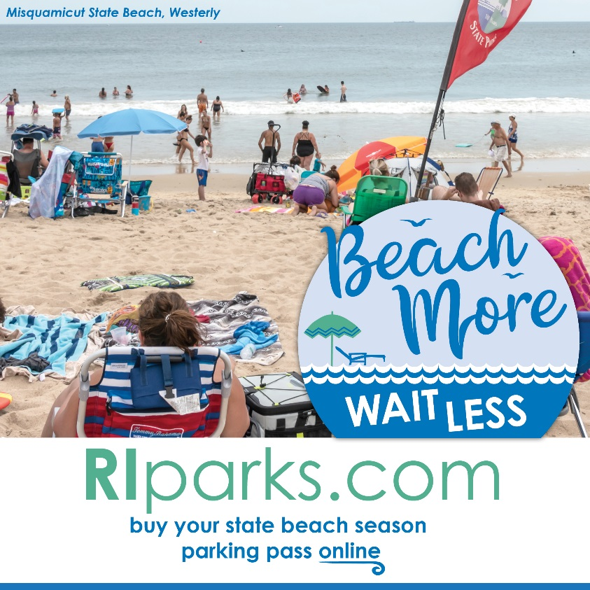 R I  beach passes for sale online for the first time - Providence
