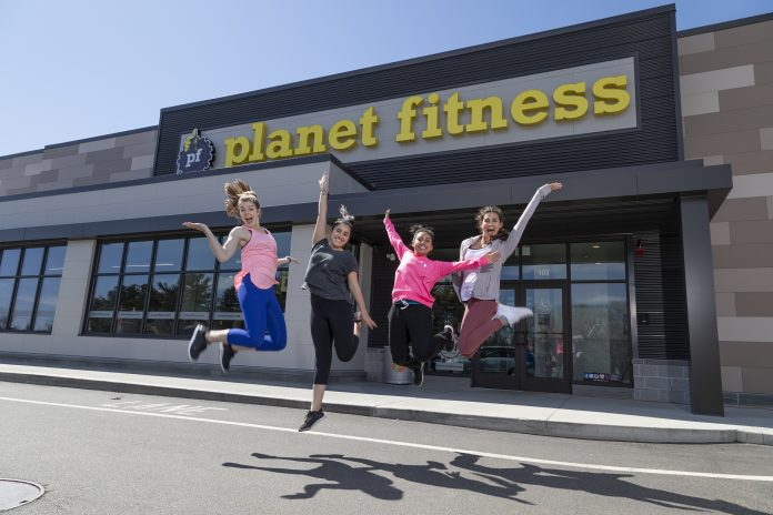 THE TEEN Summer Challenge at Planet Fitness allows Rhode Island high school students to work out for free when school is out. / COURTESY PLANET FITNESS
