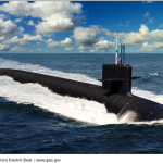 GENERAL DYNAMICS ELECTRIC BOAT has been awarded about $2.5 billion in contract increases this year for its work on the Navy's next generation of nuclear subs, called the Columbia class. / COURTESY GENERAL DYNAMICS ELECTRIC BOAT