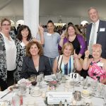 PRIDE OF PLACE: Providence Community Health Centers staff members say they're No. 1 at the 2018 PBN Best Places To Work awards dinner. 