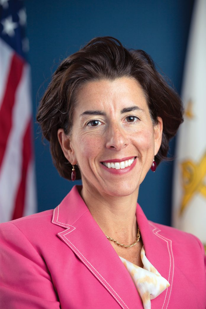HONORARY CHAIR: Gov. Gina M. Raimondo will be the honorary chairperson for East Bay Community Action Program's 16th annual Seaside Gala held on June 13 at Castle Hill Inn in Newport. / COURTESY EAST BAY COMMUNITY ACTION PROGRAM