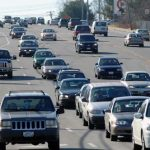 ROUGHLY 2.2 MILLION New England residents are anticipated to travel by car for the July 4 holiday weekend. / PBN FILE PHOTO/BRIAN MCDONALD