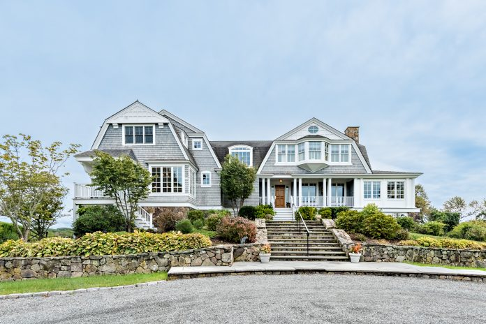 THE PROPERTY at 24 Stone Tower Lane in Barrington was sold for $2.2 million. / COURTESY MOTT & CHACE SOTHEBY'S INTERNATIONAL REALTY