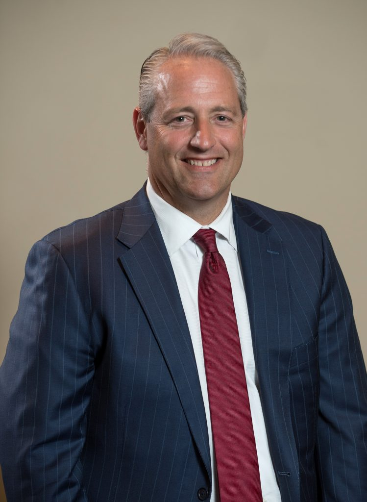 MARC CRISAFULLI has been named president of Twin River Worldwide Holdings' Rhode Island operations. / COURTESY TWIN RIVER WORLDWIDE HOLDINGS INC.