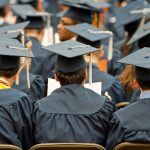 ACCORDING TO a recent survey of bankruptcy filers, 32% had student debt. On average, those who had student debt said that that debt comprised nearly half of their total debt. / BLOOMBERG FILE PHOTO/MICHAEL OKONIEWSKI