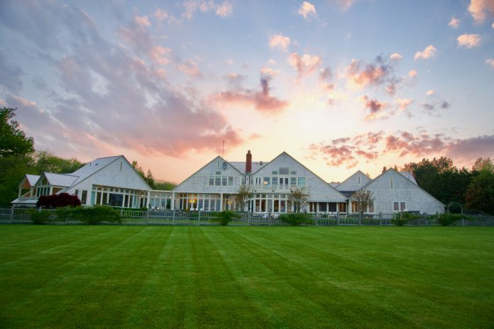 THE PROPERTY AT 609 Beavertail road was sold for $8 million. / COURTESY MOTT & CHANCE SOTHEBY'S INTERNATIONAL REALTY