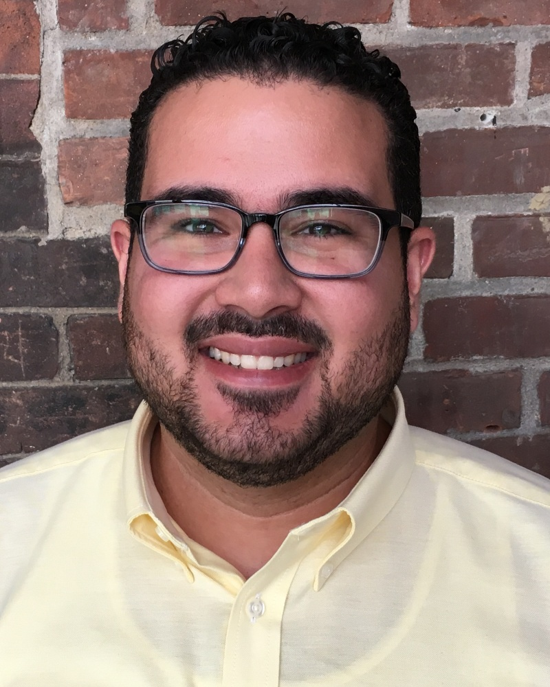 JUAN CARLOS PAYERO has been named Newport program director for Social Greenhouse Enterprise. / COURTESY SOCIAL GREENHOUSE ENTERPRISE