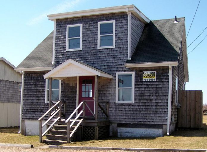COLLECTION OF the 1% hotel tax - which includes home rentals - in Rhode Island increased 8.7% year over year in March. / COURTESY DURKIN COTTAGE REALTY