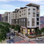 EXETER PROPERTY GROUP has proposed a 246-unit apartment building for Parcel 28./COURTESY I-195 REDEVELOPMENT DISTRICT COMMISSION