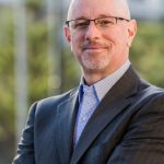 PHIL ADAMS HAS BEEN NAMED director of the University of Massachusetts Dartmouth's Center for Innovation & Entrepreneurship. He had served as interim director since last July. / COURTESY UNIVERSITY OF MASSACHUSETTS DARTMOUTH