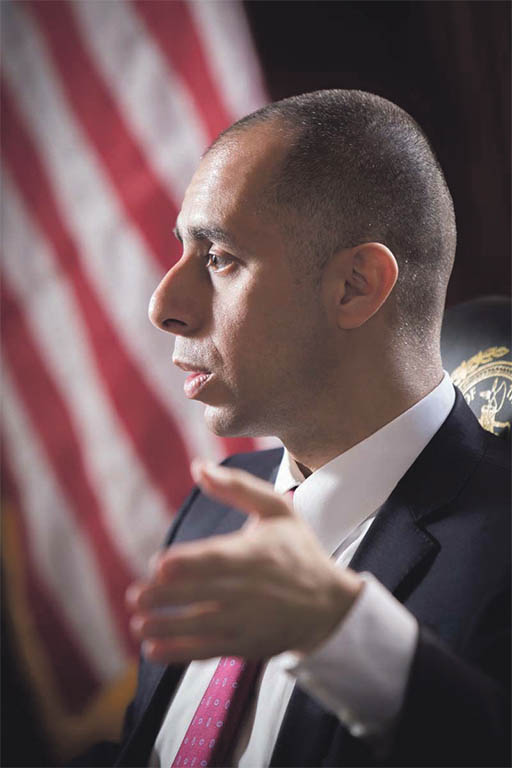 BUDGET IMPASSE: Providence Mayor Jorge O. Elorza and the City Council are deadlocked over the fiscal 2020 budget in ways that can be difficult to understand. / PBN FILE PHOTO/STEPHANIE ALVAREZ EWENS