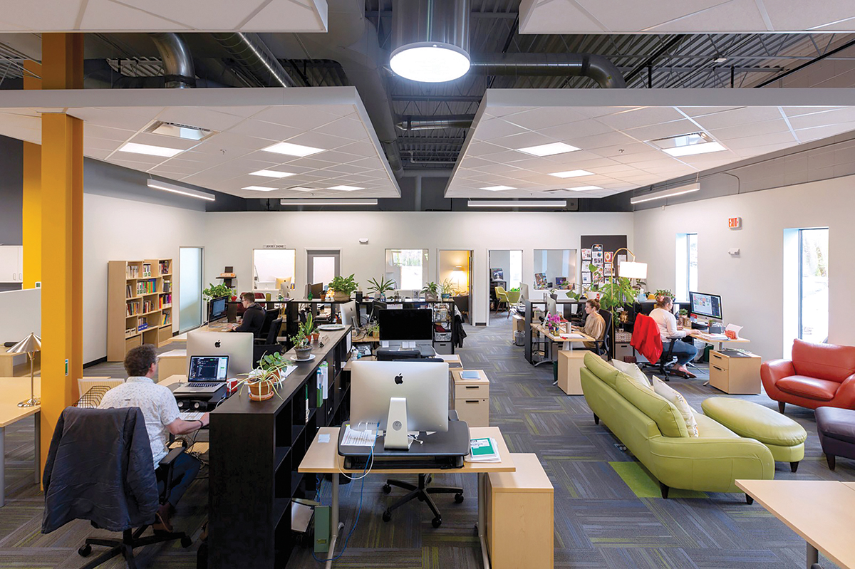 (add)ventures turns former call center into collaborative