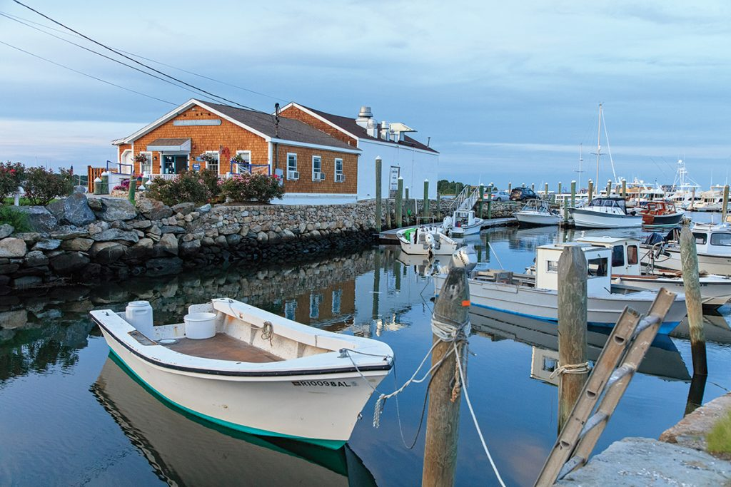 PRETTY ­PICTURE? Are state-sponsored efforts enough to keep the growth of Rhode Island's tourism industry on an upward trajectory? 