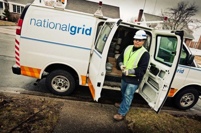 NATIONAL GRID RHODE ISLAND has submitted winter rate requests to the RIPUC that would see residential rates rise an estimated 8% per month. / COURTESY NATIONAL GRID