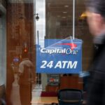 CAPITAL ONE announced Monday that 100 million people in the U.S. had been impacted by a data breach, and another 6 million in Canada. / BLOOMBERG NEWS FILE PHOTO/SARAH BLESENER