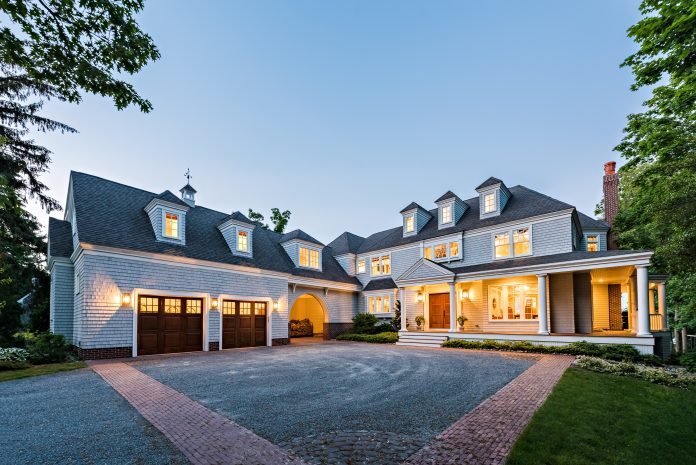 THE PROPERTY AT 54 South Meadow Lane in Barrington has sold for $2.1 million. / COURTESY MOTT & CHACE SOTHEBY'S INTERNATIONAL REALTY