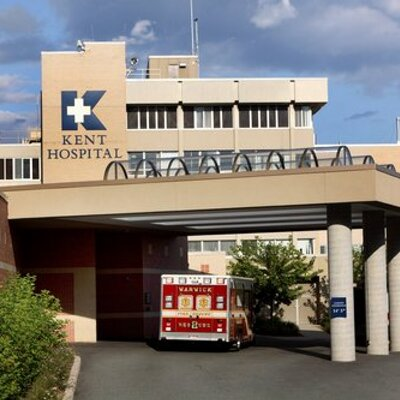 CARE NEW ENGLAND, which includes Kent Hospital, posted operating income of $7.4 million in fiscal 2019's third quarter. / COURTESY CARE NEW ENGLAND