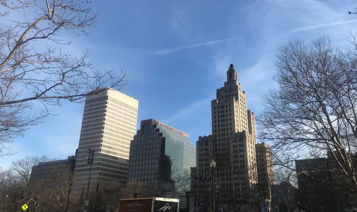 RHODE ISLAND ranekd last in the 2019 America's Top States for Business released by CNBC. / PBN FILE PHOTO/CHRIS BERGENHEIM