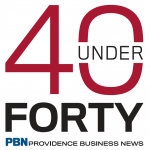 PBN'S 15th ANNUAL 40 Under Forty awards ceremony will be held on July 18 at Alrdrich Mansion in Warwick.