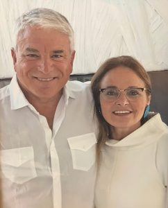 MICHAEL AND ELIZABETH Fascitelli are donating $10 million to the University of Rhode Island to benefit the College of Engineering./ COURTESY UNIVERSITY OF RHODE ISLAND