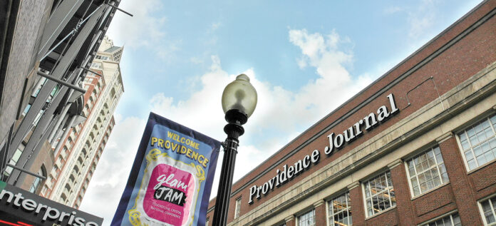 NEW MEDIA INVESTMENT Group has agreed to purchase Gannett for $1.38 billion. New Media owns and operates the Providence Journal. / PBN FILE PHOTO/PAM BHATIA