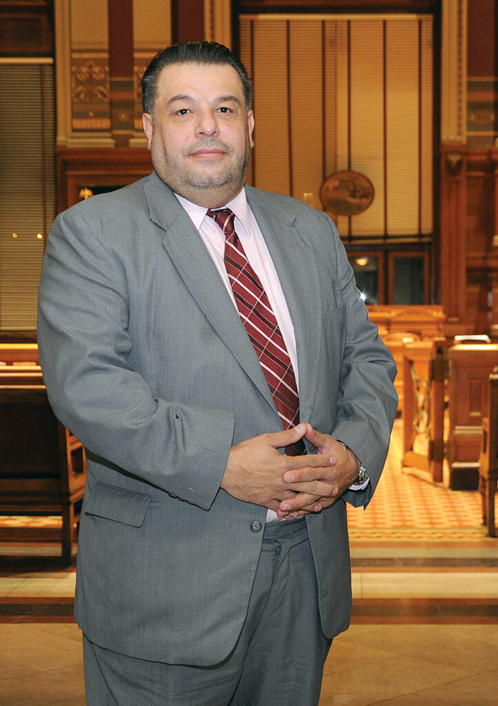PUSHED OUT: It took two years after his indictment for embezzlement for Providence City Councilman and former President Luis A. Aponte to be removed from the council.