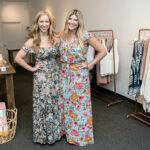 RETAIL BOUTIQUES: Natalie Swift, left, and Dakota Whitworth are the co-founders of Harper & Tucker, a business that operates retail boutiques: one on Bellevue Avenue in Newport and another in the Wayland Square neighborhood of Providence.