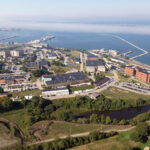 AN ECONOMIC MACHINE: The Naval Undersea Warfare Center Division Newport, located in Middletown and Newport, has a yearly impact on the region of more than $1 billion.