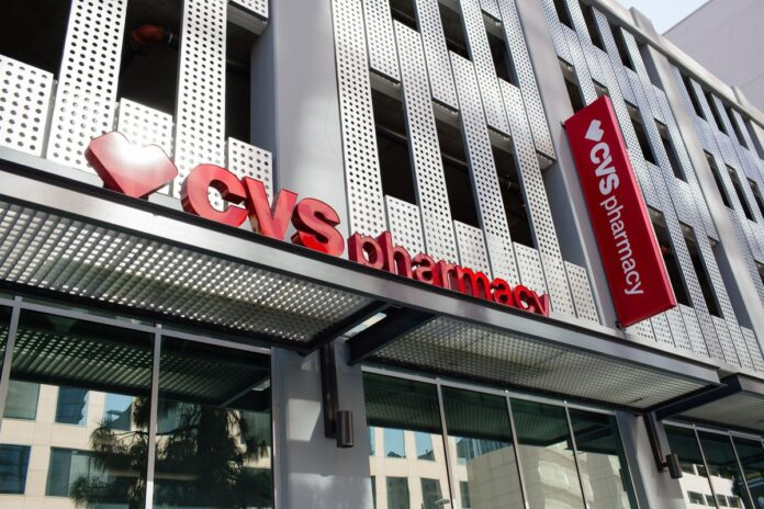 CVS HEALTH has accepted offers to buy $2.3 billion in senior notes. / BLOOMBERG NEWS FILE PHOTO/CHRISTOPHER LEE