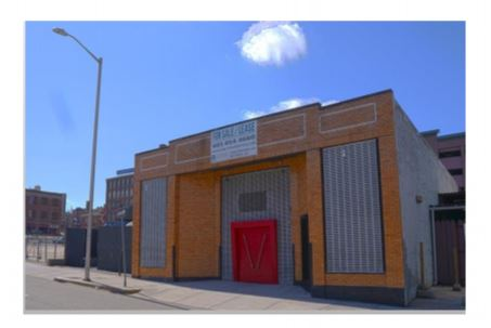THE PROPERTY at 125-127 Friendship St. in Providence has been listed by Capstone Properties. The property was formerly home to the club Ultra. / COURTESY CAPSTONE PROPERTIES