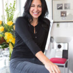ALEX AND ANI has voluntarily dismissed its lawsuit against Bank of America. Above, Alex and Ani founder and CEO Carolyn Rafaelian. / PBN FILE PHOTO/RUPERT WHITELEY