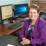 ALWAYS EXCELLING: Catherine M. Parente, a partner at Sansiveri, Kimball & Co., has held numerous leadership positions at public accounting firms during her 41-year career.  / PBN PHOTO/DAVE HANSEN