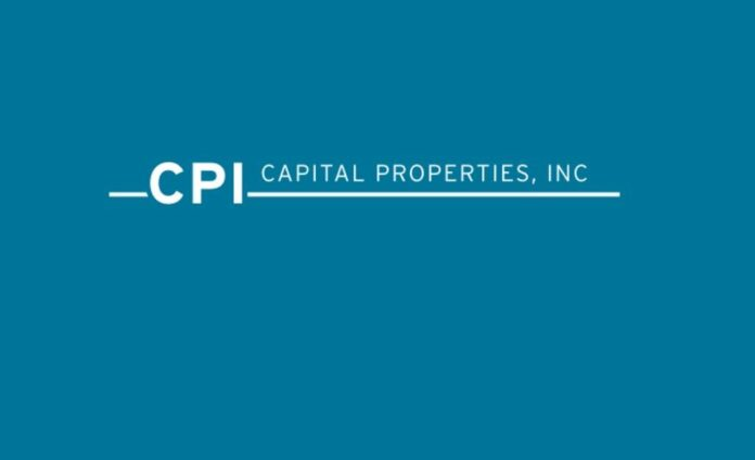 CAPITAL PROPERTIES reported a profit of $466,000 in the second quarter of 2019.