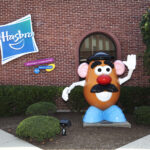 """HASBRO PLANS TO eliminate """"virtually all plastic in packaging"""" of its products by the end of 2022. / COURTESY HASBRO"""