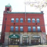 THE LEON MATHIEU Senior Center in Pawtucket has received a nearly $12,000 grant from AARP to build an outdoor activity center. / COURTESY CITY OF PAWTUCKET