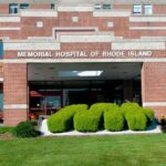 CARE NEW ENGLAND has entered into a purchase and sale agreement for much of the Memorial Hospital property in Pawtucket. / COURTESY CARE NEW ENGLAND.