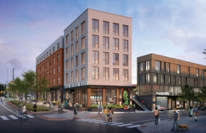 A PURCHASE and sale agreement has been executed for Parcel 6 in the I-195 Redevelopment District. / COURTESY I-195 REDEVELOPMENT DISTRICT COMMISSION.