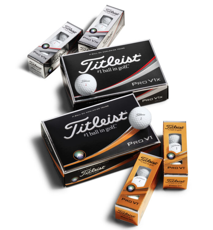 ACUSHNET HOLDINGS CORP., parent company of the Titleist and FootJoy brands, reported a profit of $38.9 million in the second quarter of 2019. / COURTESY TITLEIST GOLF