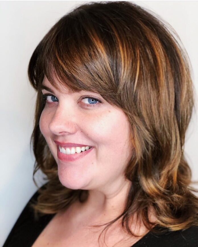 KELSEY MULLEN was recently named the director of education for the Providence Preservation Society. / COURTESY PROVIDENCE PRESERVATION SOCIETY