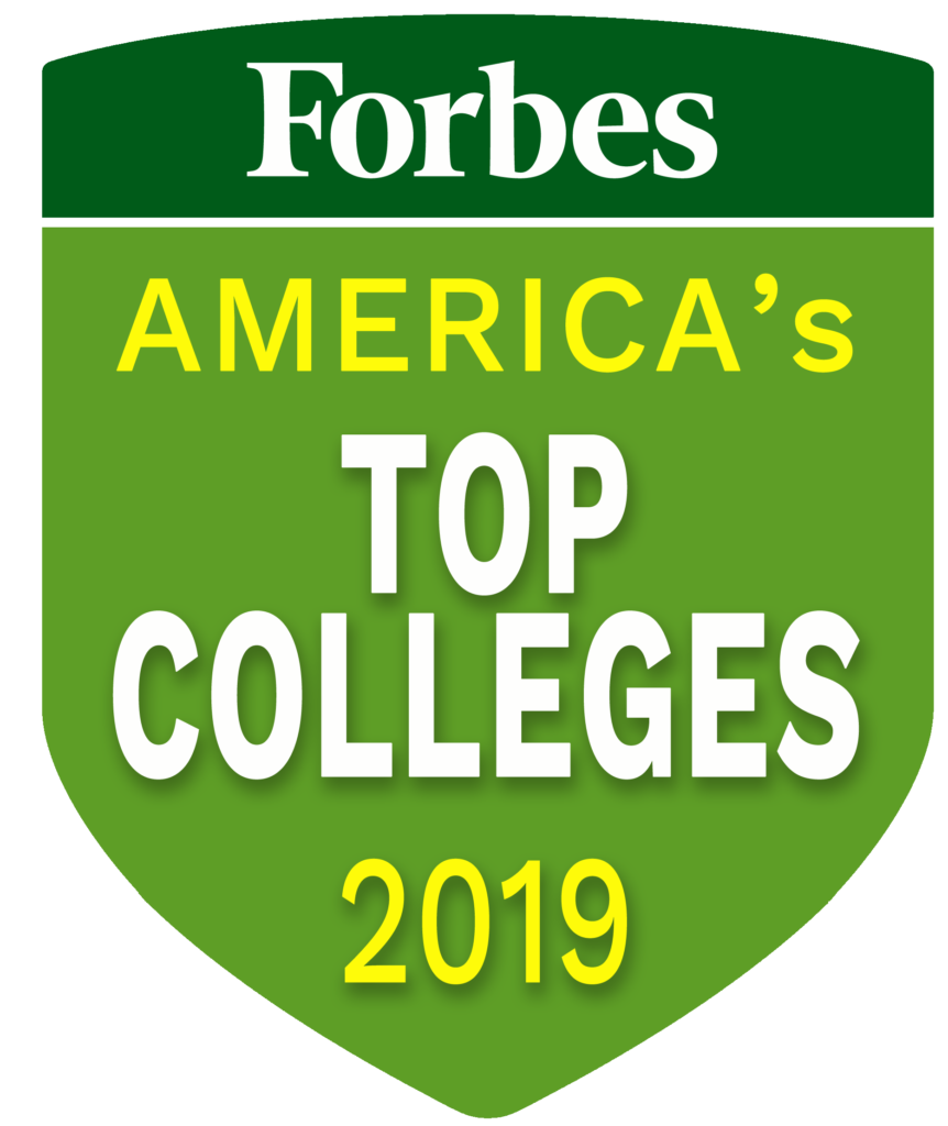 SEVEN RHODE ISLAND and two Massachusetts schools were on Forbes'