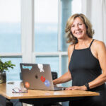 SELF HELP: Swoogo CEO Leonora Valvo has built a subscription-based event-marketing software company with her business partner Tim Cummins, without the help of venture capital. 