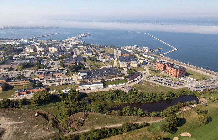 THE NAVAL UNDERSEA Warfare Center Division Newport will be the host of one of five