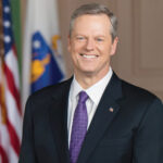 GOVERNOR'S DINNER: The SouthCoast and Bristol County chambers of commerce will hold a dinner featuring Mass. Gov. Charlie Baker on Sept. 17 at White's of Westport in Westport. / COURTESY OFFICE OF CHARLIE BAKER