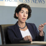 BAD FOR TAXPAYERS? Gov. Gina M. Raimondo on Sept. 16 said a new Small Business Development Fund approved by state lawmakers was not good for taxpayers. She supports R.I. Commerce Corp.'s plans to create rules to ensure proper oversight of tax credits approved under the program.