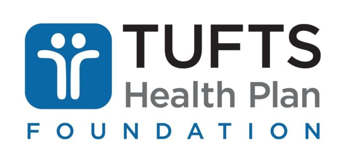 THE TUFTS HEALTH PLAN Foundation awarded $1 million in grants to 40 New England nonprofits in commemoration of Tufts Health Plan's 40th anniversary.